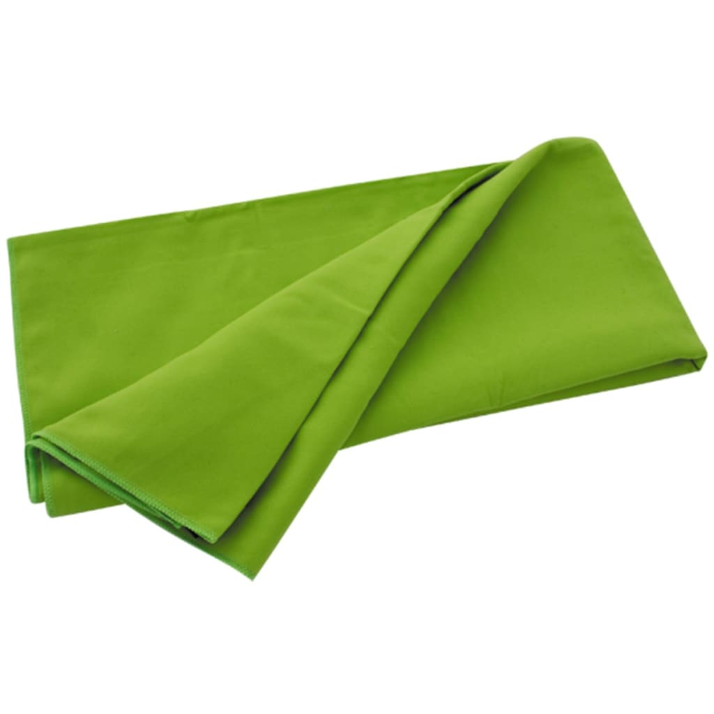 Travelsafe Microfibre Travel Towel S Lime Green TS3051