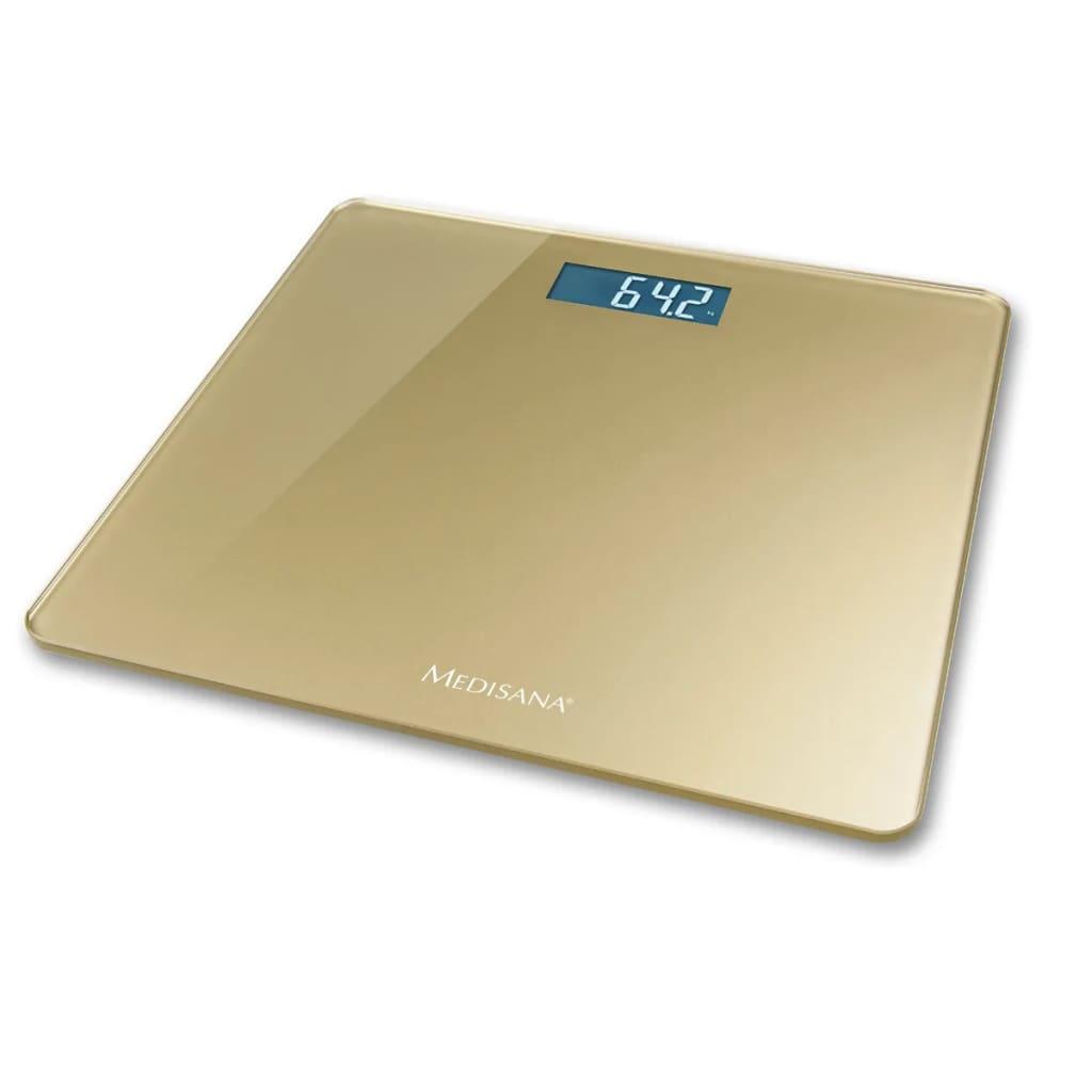 Medisana PS 420 40459 aranyszínű fürdőszoba mérleg