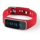 Medisana Activity Tracker Vifit Touch Red 79487