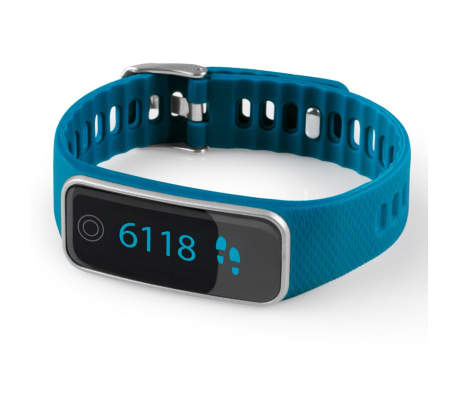 Medisana Activity Tracker Vifit Touch Blau 79488