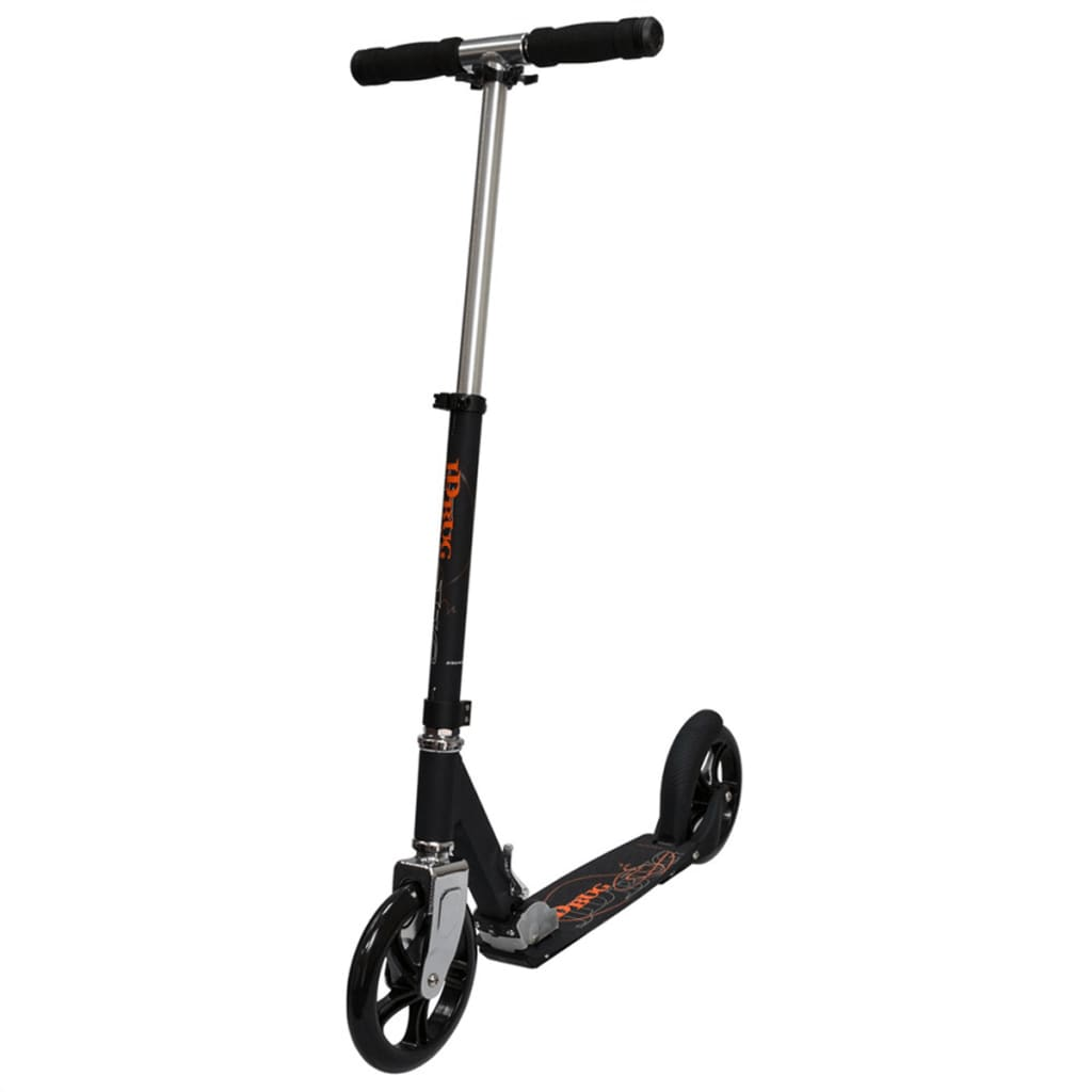 """JD Bug Scooter 200 Black jd-200-black"""