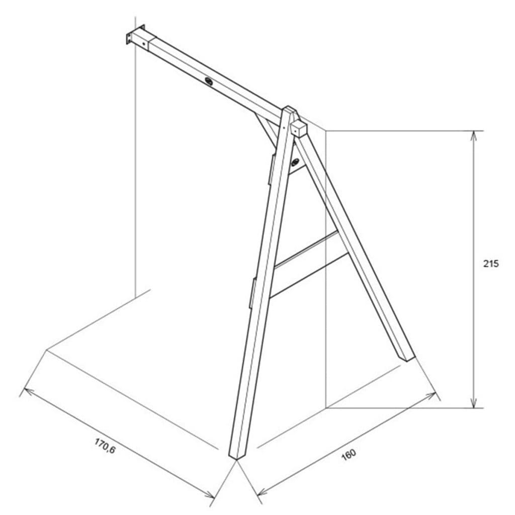 Acheter sunny cadre de balan oire mural gris et blanc a030 for Cadre mural pas cher