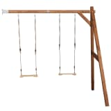 AXI Double Swing Frame Wall Mount Brown A030.144.00