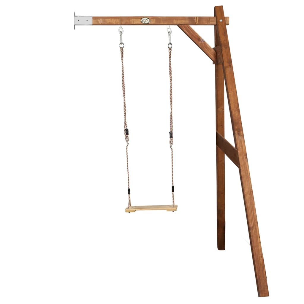 """AXI Single Swing Wall Mount Brown A030.145.00"""