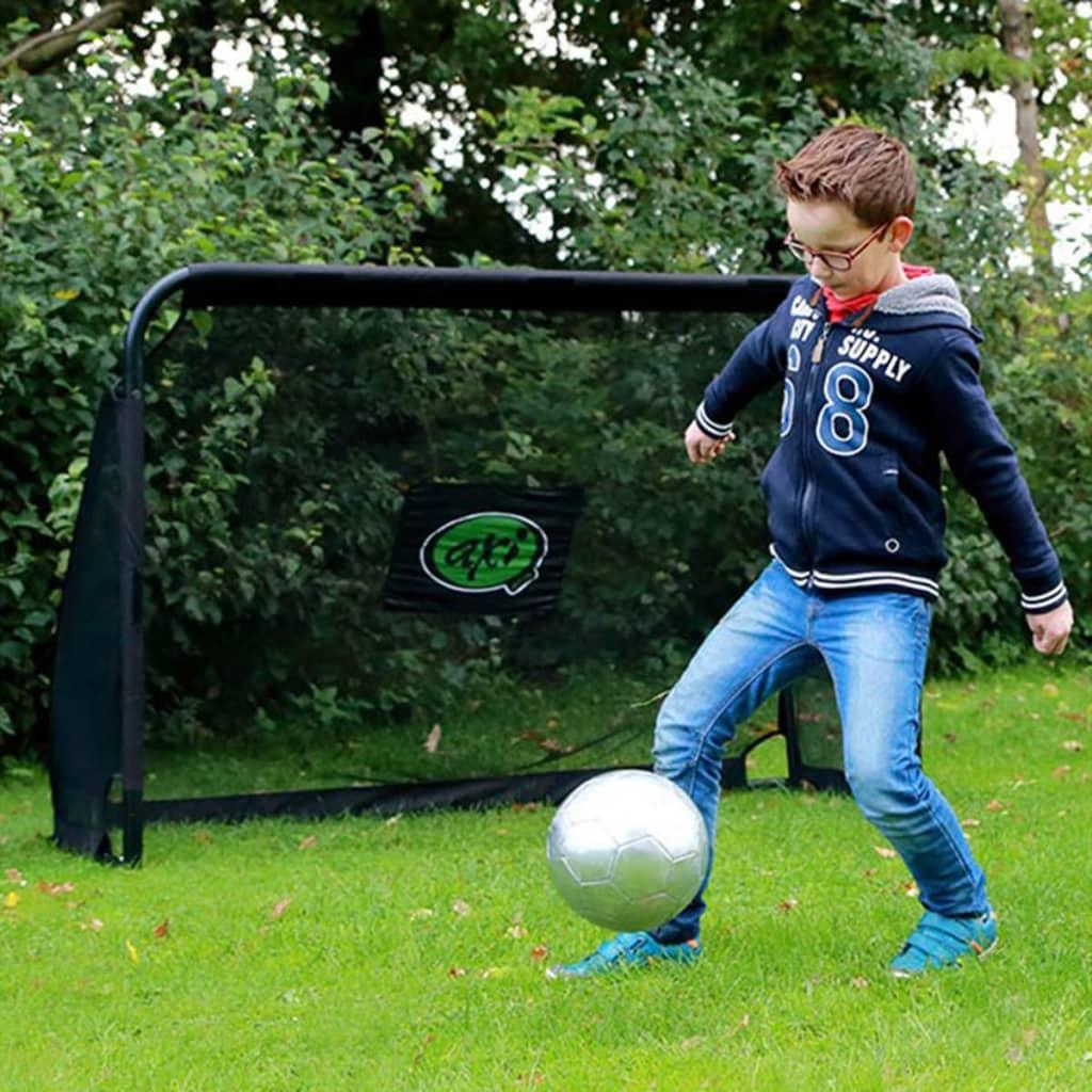 AXI-DerbyRun180-Fussballtor-Torwand-Garten-Kinder-Fussball-Mini-Tor-A030-403-00