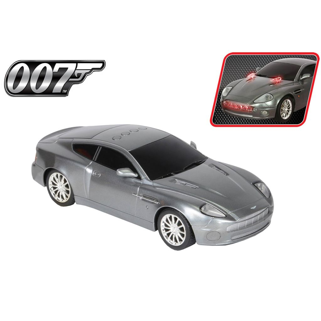 la boutique en ligne maquette de voiture aston martin james bond v12 1 20 toy state 62022. Black Bedroom Furniture Sets. Home Design Ideas