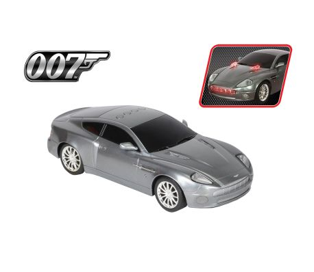 Maquette de voiture Aston Martin James Bond V12 1:20 Toy State 62022