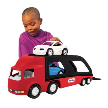Camion porte voiture rouge/noir Little Tikes LT 484964[1/2]