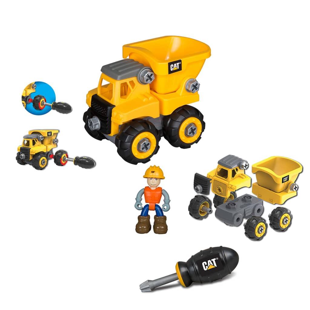 """Toy State 404926 Caterpillar Dump Truck 80901"""