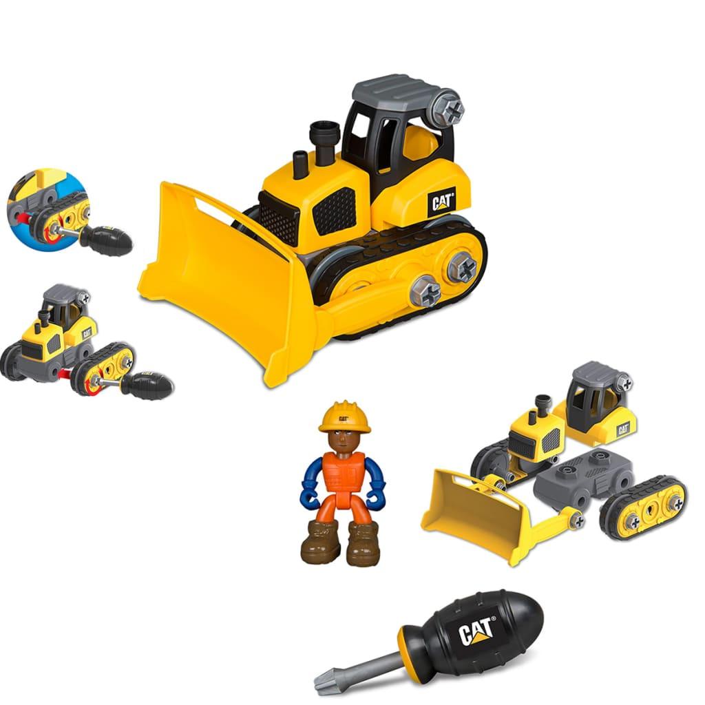"""Toy State 404927 Caterpillar Bulldozer 80902"""