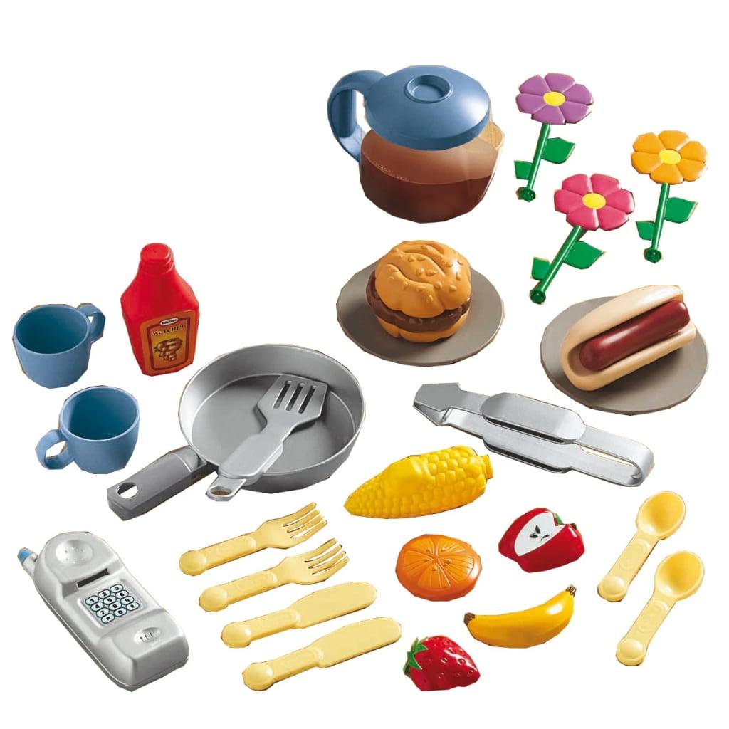 der little tikes koch & grill küche 589300 online shop | vidaxl.de