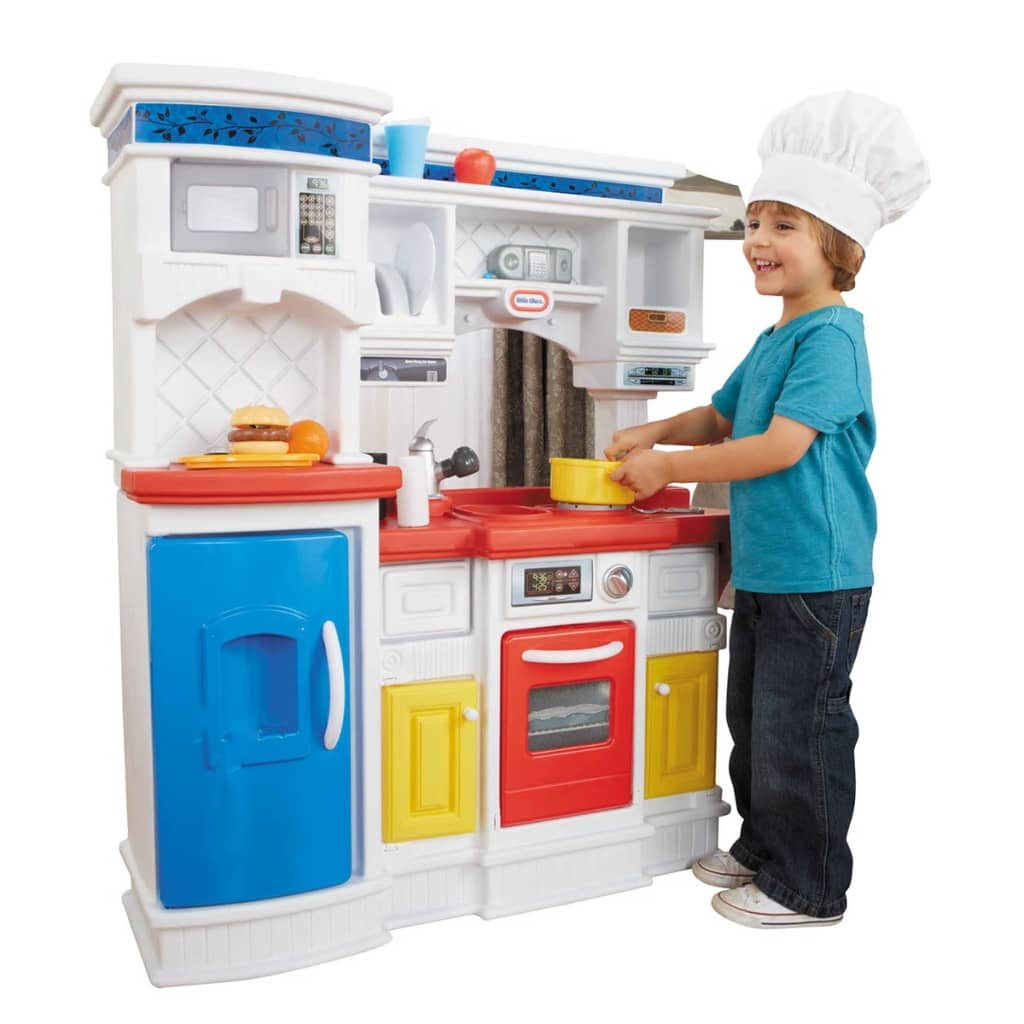 Little tikes keuken prep 39 n serve 173028 online kopen - Maison de jardin little tikes colombes ...