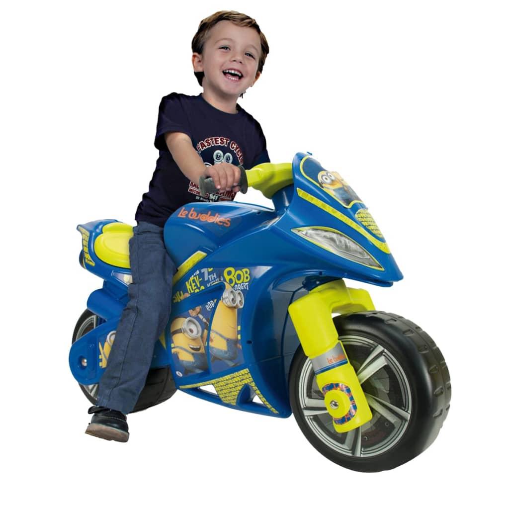 """INJUSA 404968 Minions Ride-on Motorbike 19403"""