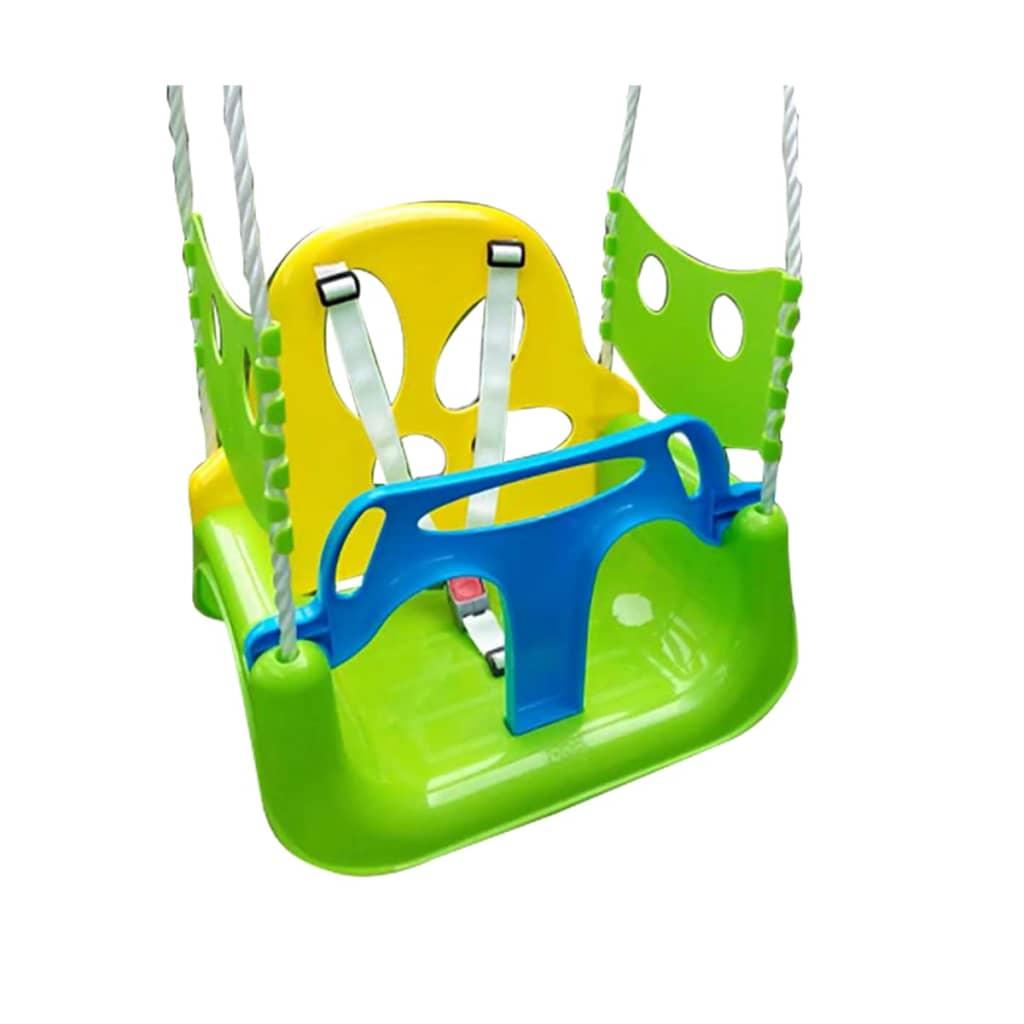 """Happy People Plastic Swing Seat 3 in 1 73213"""