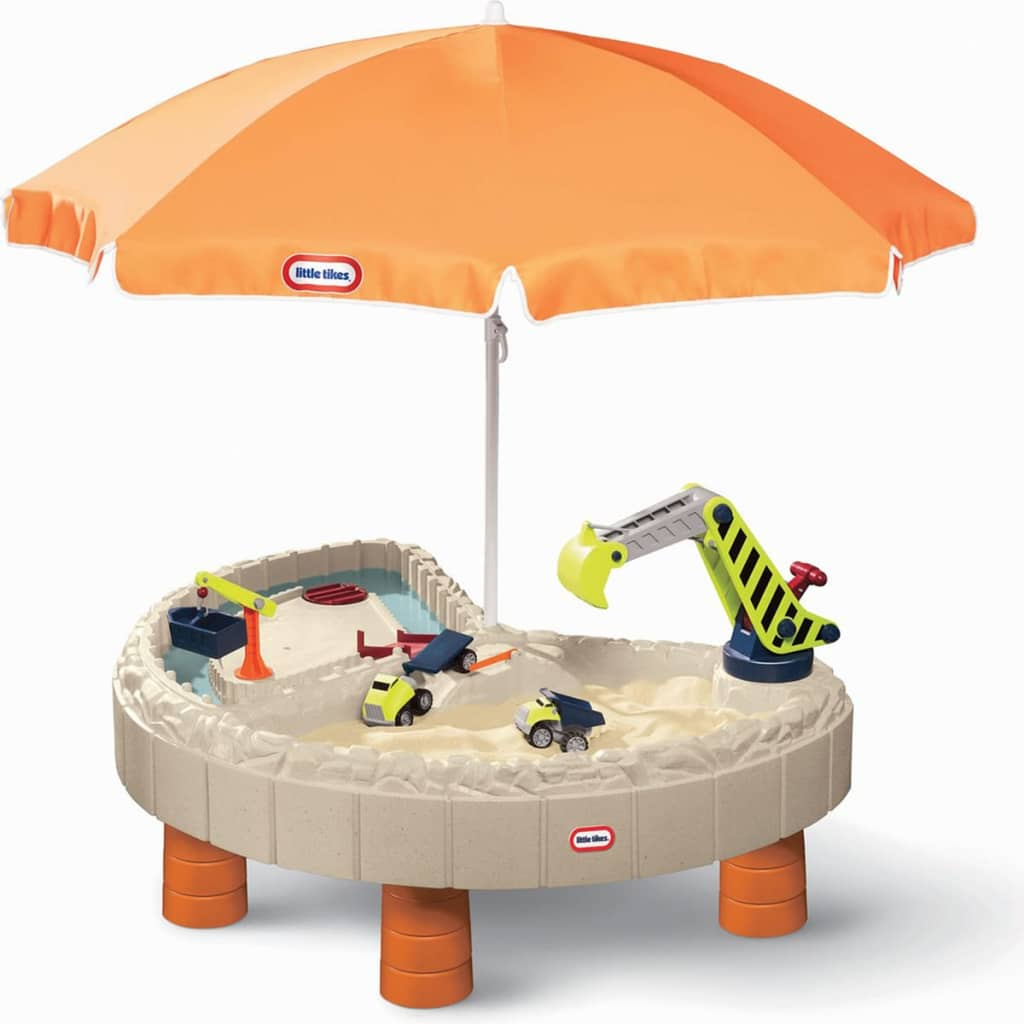 Vidaxl Co Uk Little Tikes Builder S Bay Sand And Water