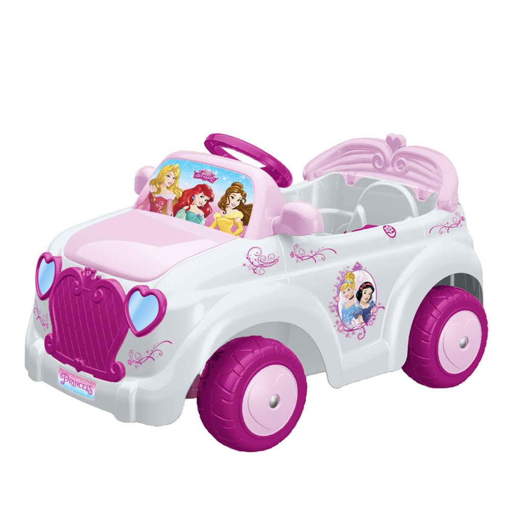 acheter voiture lectrique pour enfant 6 v feber princesse pas cher. Black Bedroom Furniture Sets. Home Design Ideas