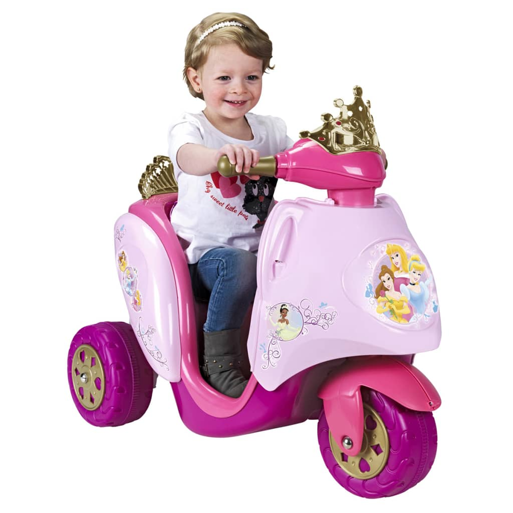 """Feber Princess Electric Ride-on Scooter 6 V"""