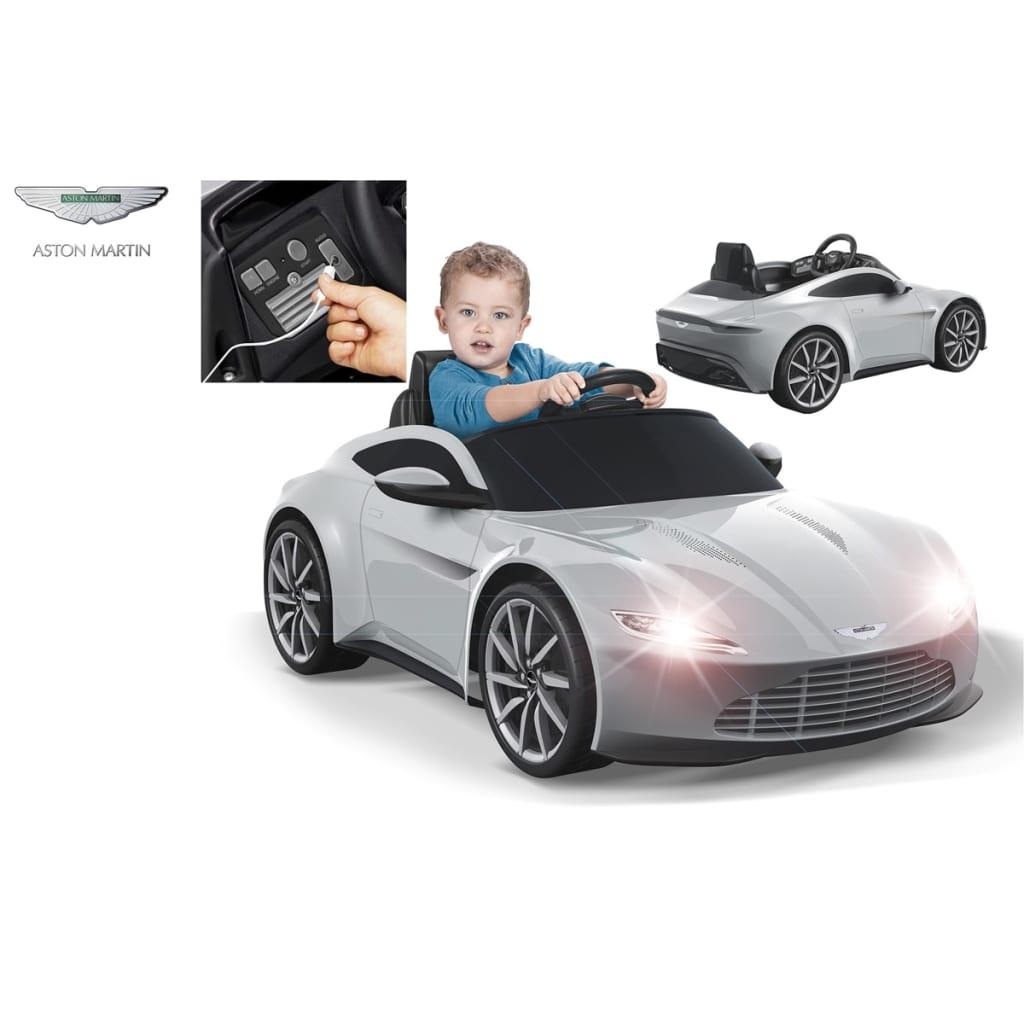 acheter voiture lectrique pour enfant 6 v feber aston martin pas cher. Black Bedroom Furniture Sets. Home Design Ideas