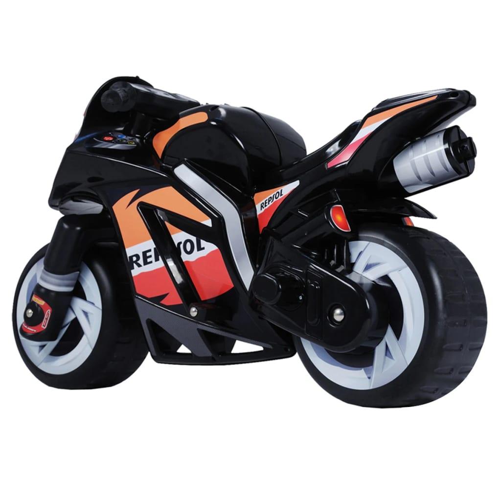 acheter moto lectrique 6 v pour enfant repsol wind injusa 6461 pas cher. Black Bedroom Furniture Sets. Home Design Ideas