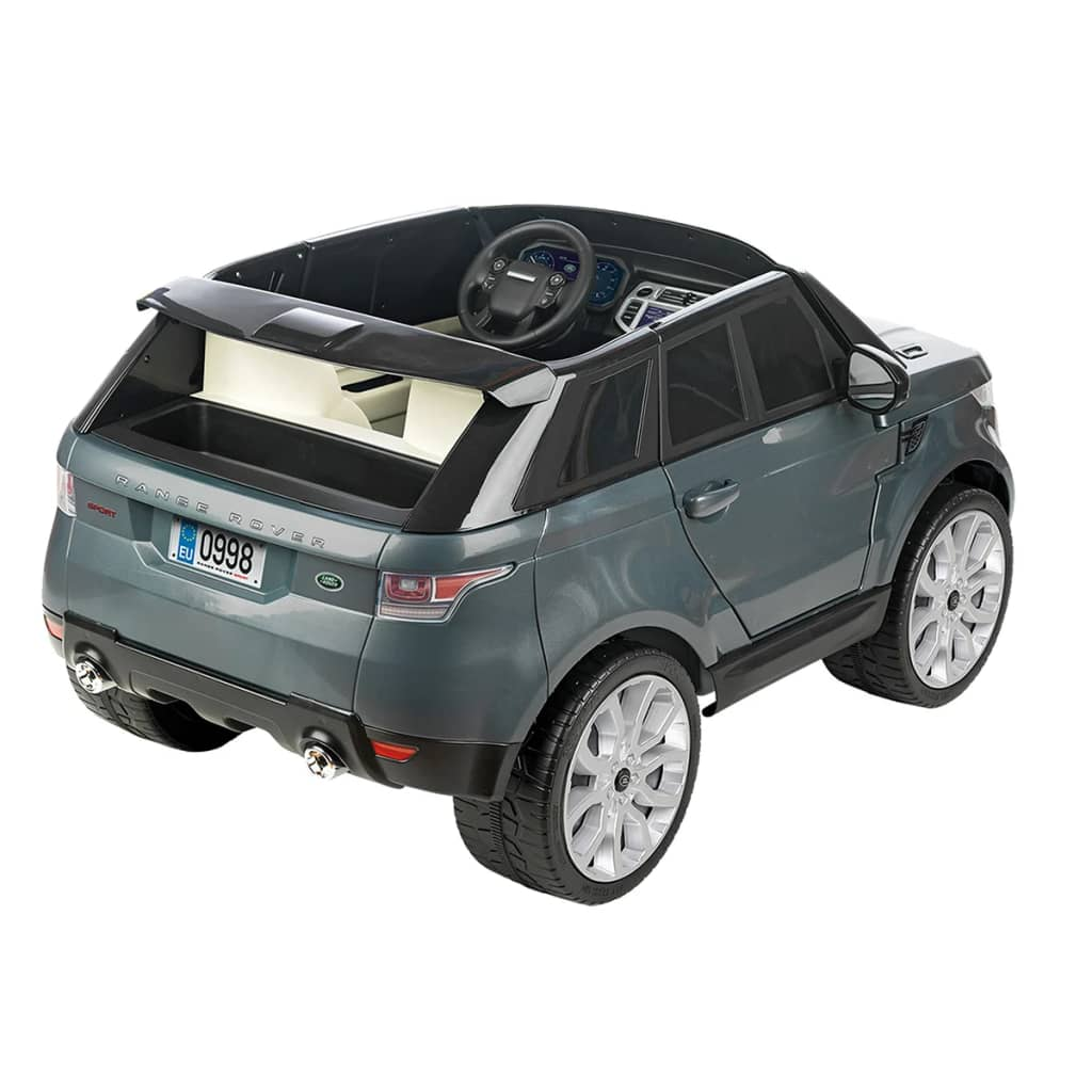 la boutique en ligne voiture lectrique pour enfant 12 v feber range rover sport gris. Black Bedroom Furniture Sets. Home Design Ideas