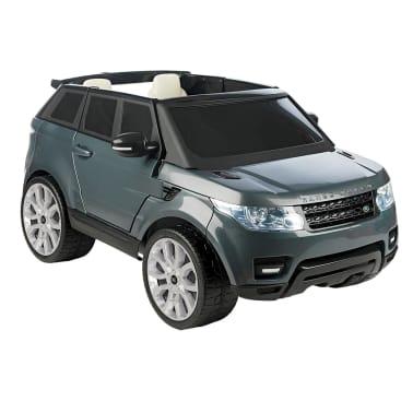 la boutique en ligne voiture lectrique pour enfant 12 v feber range rover sport gris. Black Bedroom Furniture Sets. Home Design Ideas