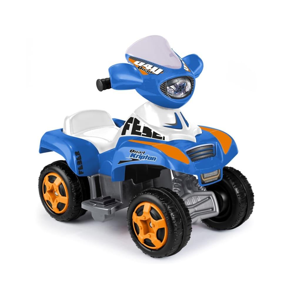 """Feber Electric Ride-on Quad Kripton 6 V New"""