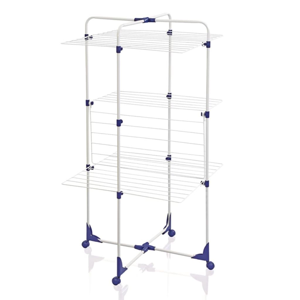 acheter tendoir linge tower 270 leifheit 81454 pas cher. Black Bedroom Furniture Sets. Home Design Ideas