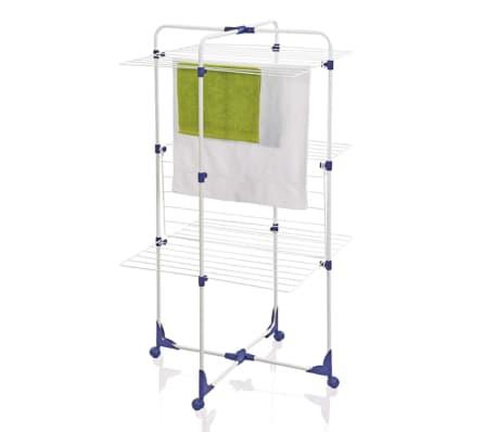 tendoir linge tower 270 leifheit 81454. Black Bedroom Furniture Sets. Home Design Ideas