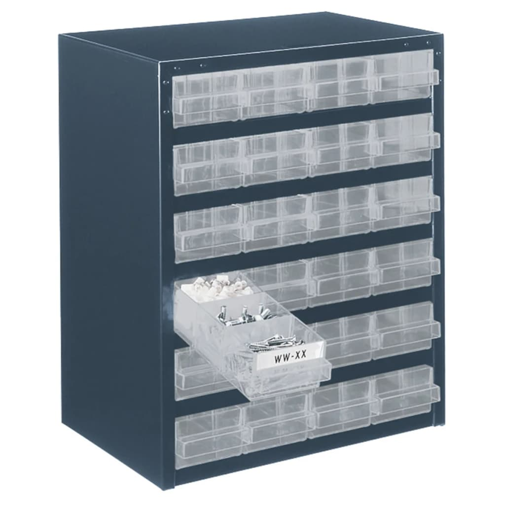 Raaco Szafka 250/24-1 z 24 szufladami, 137577