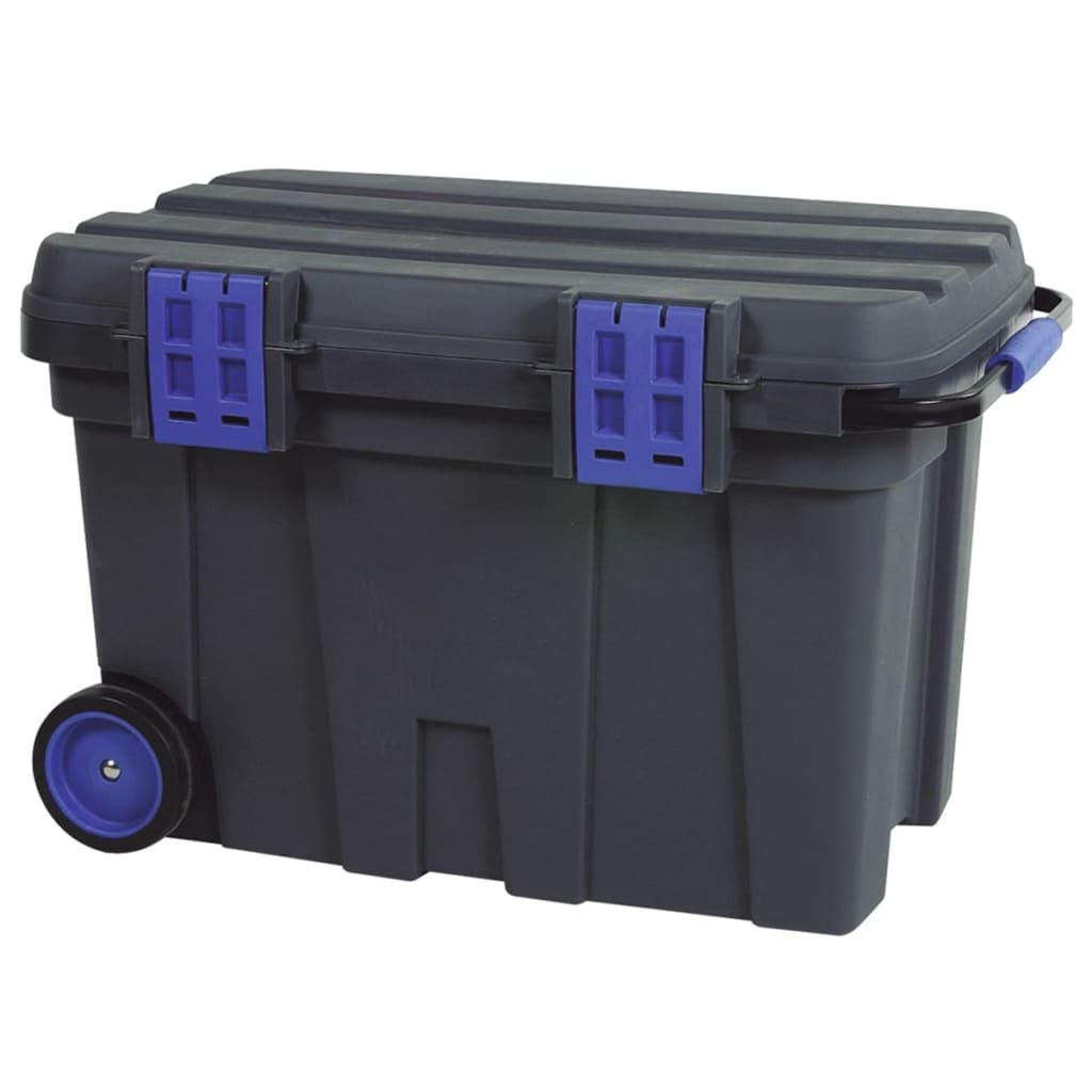 acheter coffre de chantier mobile toolchest 100 raaco 715720 pas cher. Black Bedroom Furniture Sets. Home Design Ideas