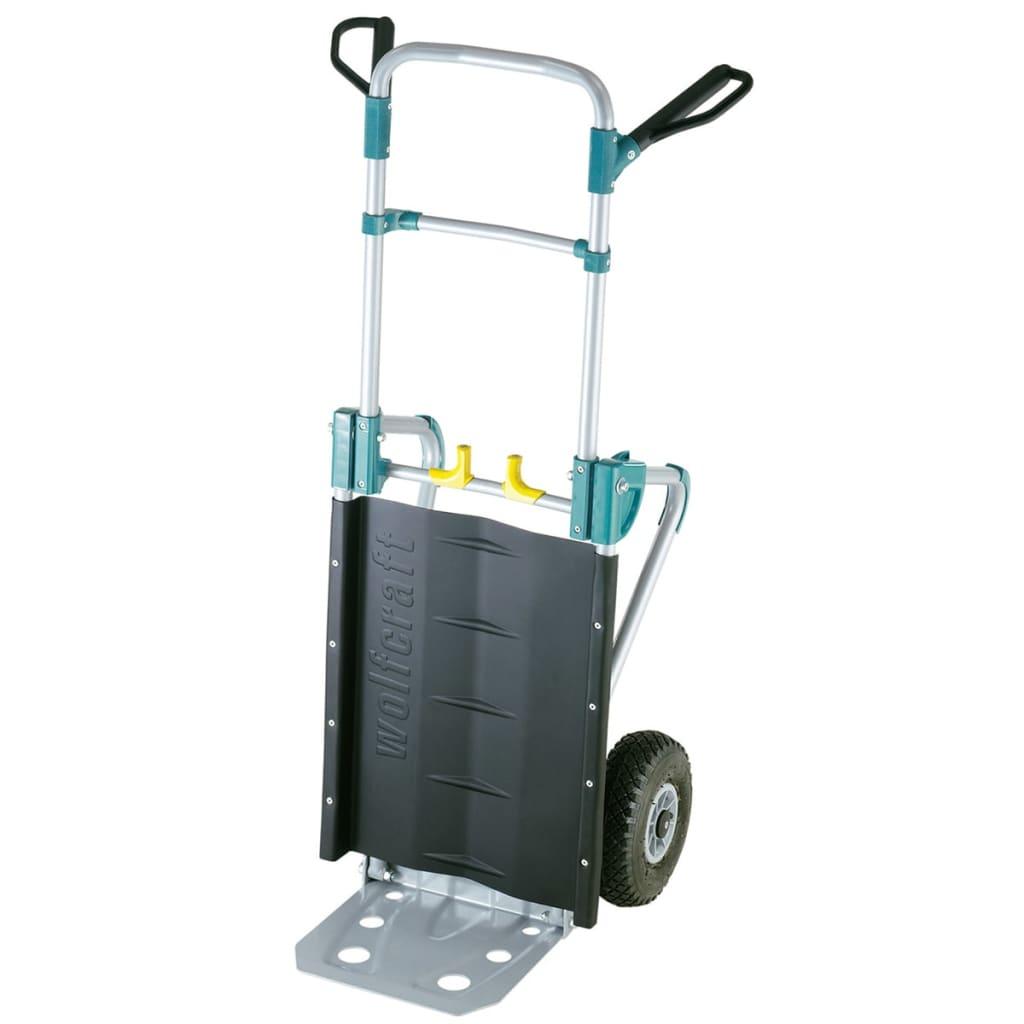 Image Wolfcraft Diable de transport Chariot de transport avec roue TS 1000 5520000