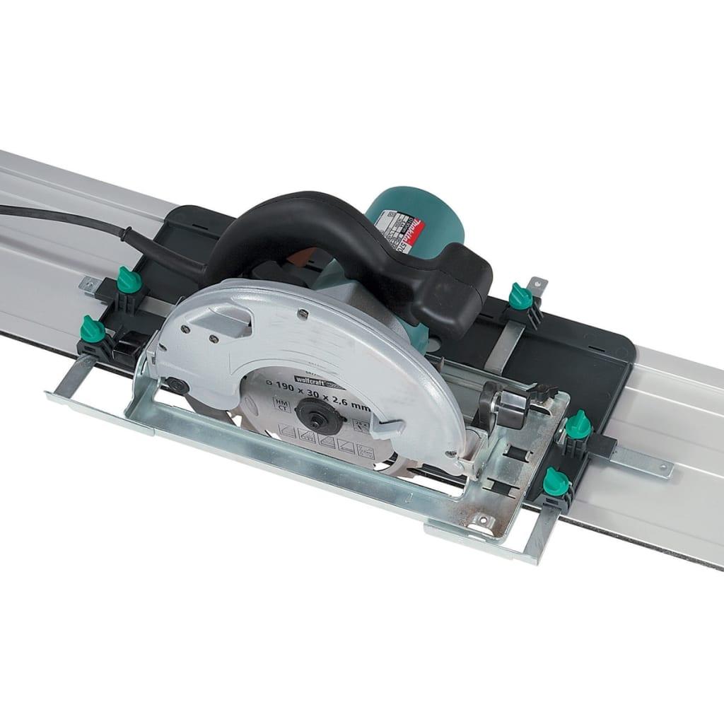 Acheter wolfcraft rail de guidage pour scie circulaire fks - Top craft scie circulaire table ...