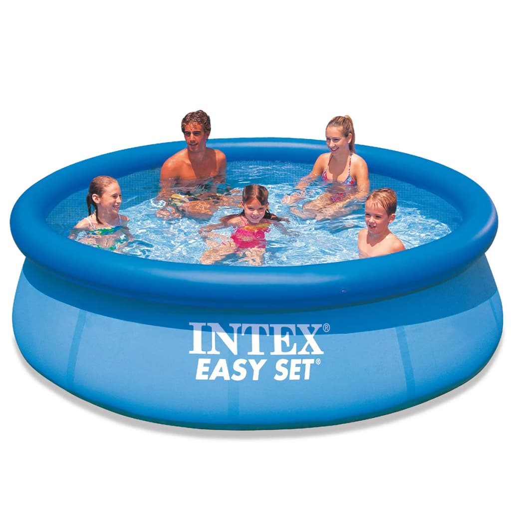 intex easy set pool 305 x 76 cm 28122gn. Black Bedroom Furniture Sets. Home Design Ideas
