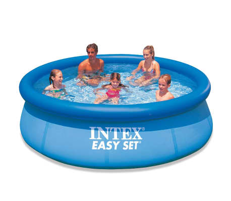 La boutique en ligne piscine autoportante easy set 305 x for Piscine intex solde