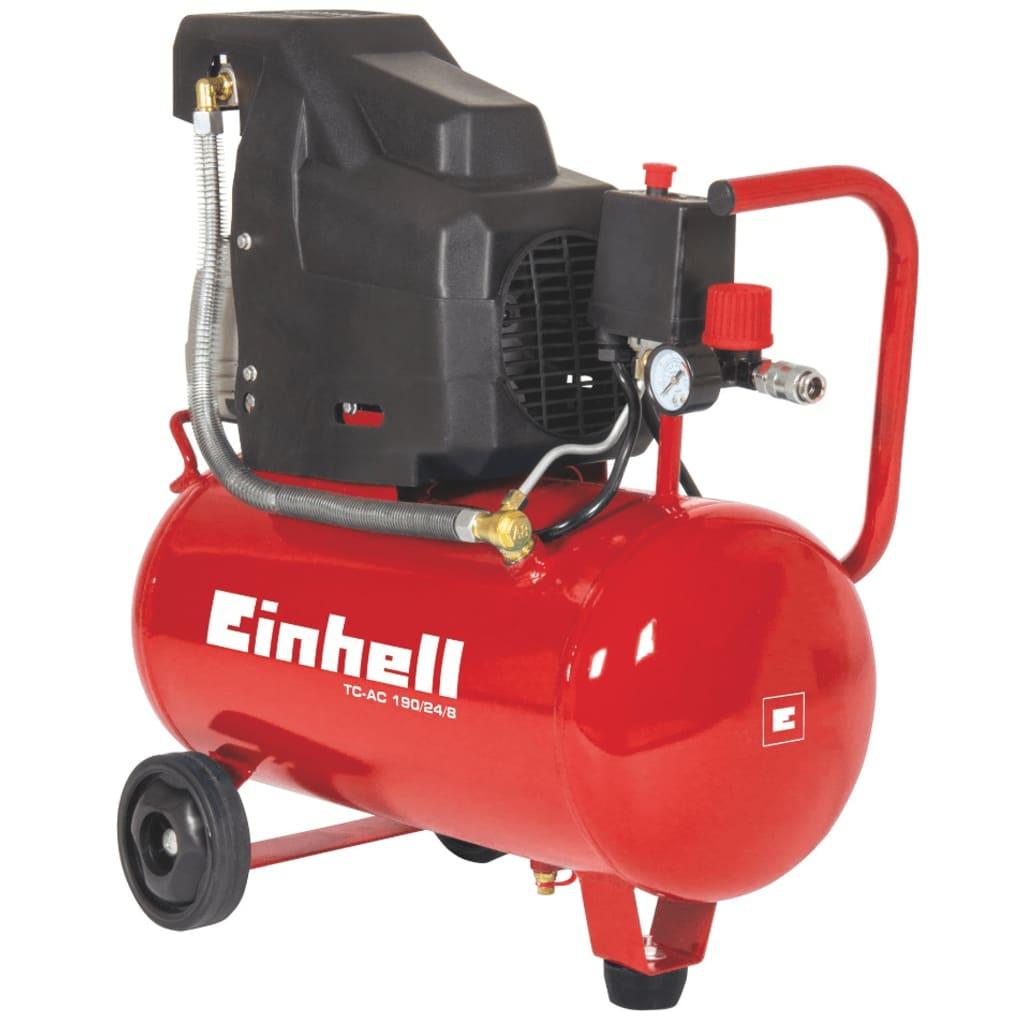Afbeelding van Einhell Compressor 24 L TC-AC 190/24/8
