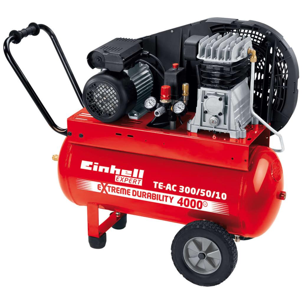 Einhell compressor 50 L TE-AC 300/50/10