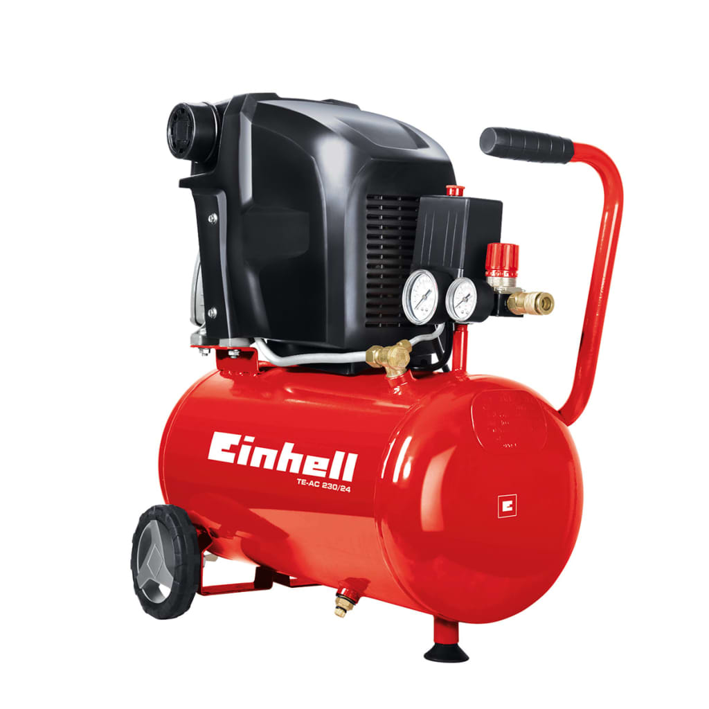 Afbeelding van Einhell luchtcompressor 24 L TE-AC 230/24