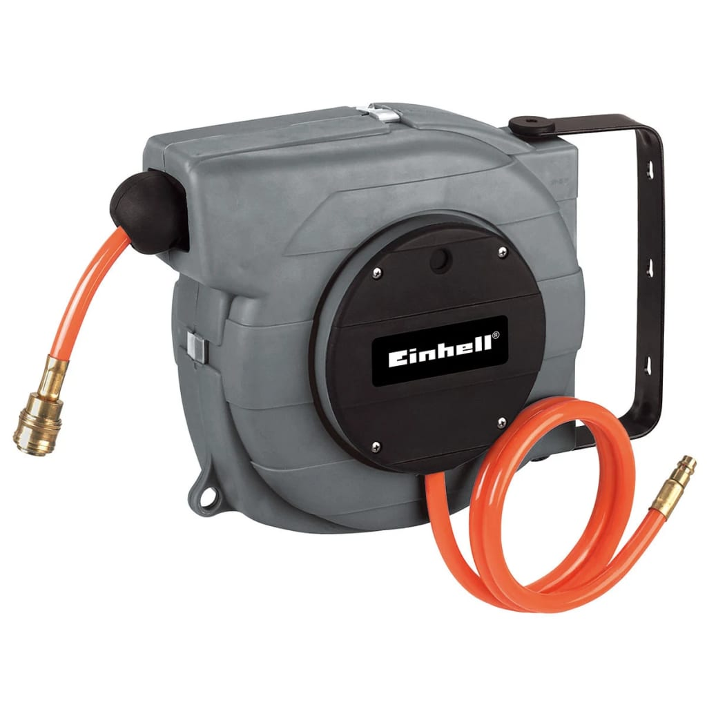 einhell-automatic-hose-reel-dlst-9-1-for-air-compressor