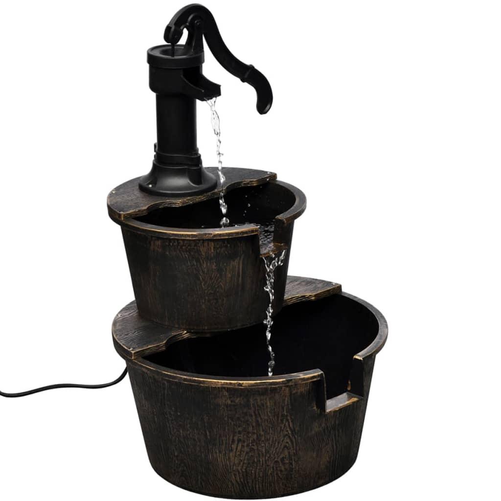 vida-xl-garden-water-fountain
