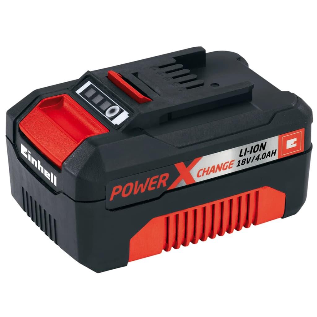 Einhell 18 V 4 Ah Power-X-Change akkumulátor