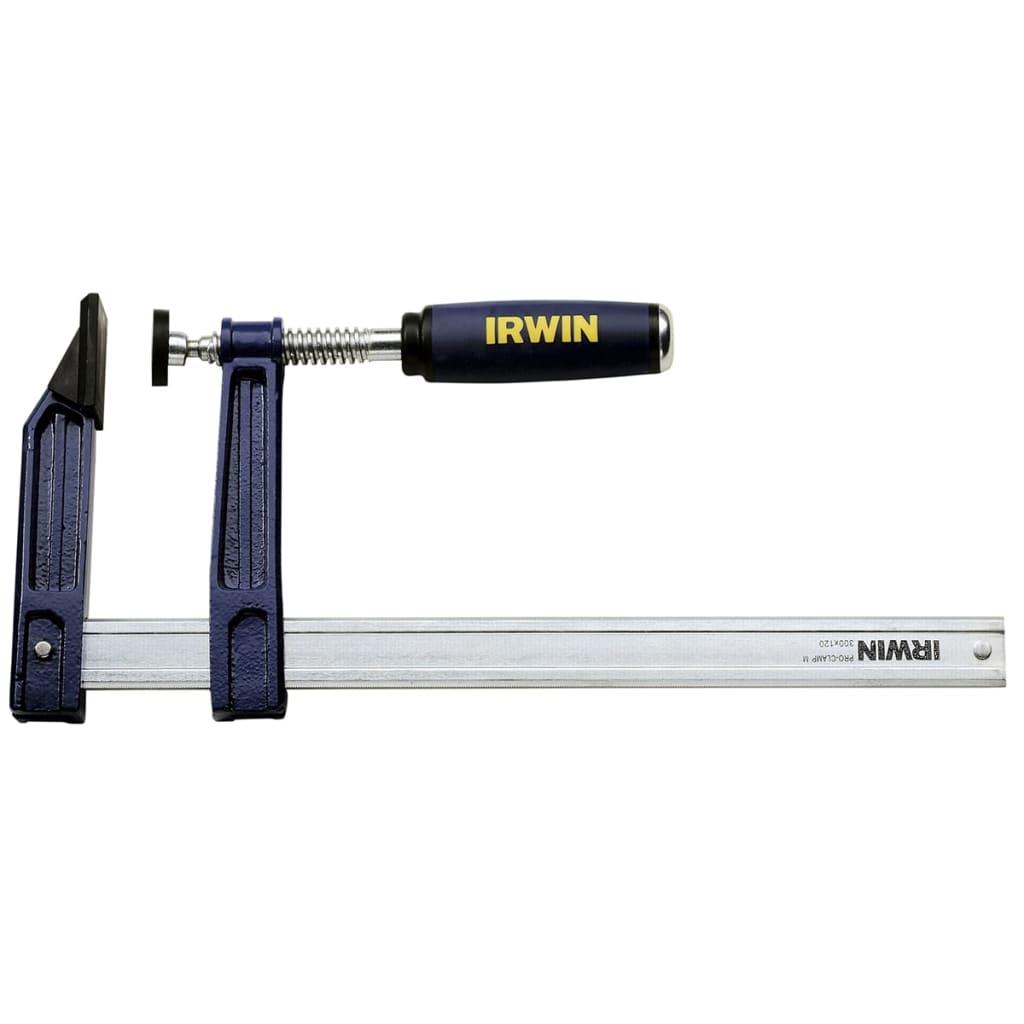 Afbeelding van Irwin Pro lijmKlem 400 mm klemdiepte 120 mm 10503570