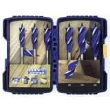 Set de 6 mèches plates Blue Groove 6X De Irwin 10507604
