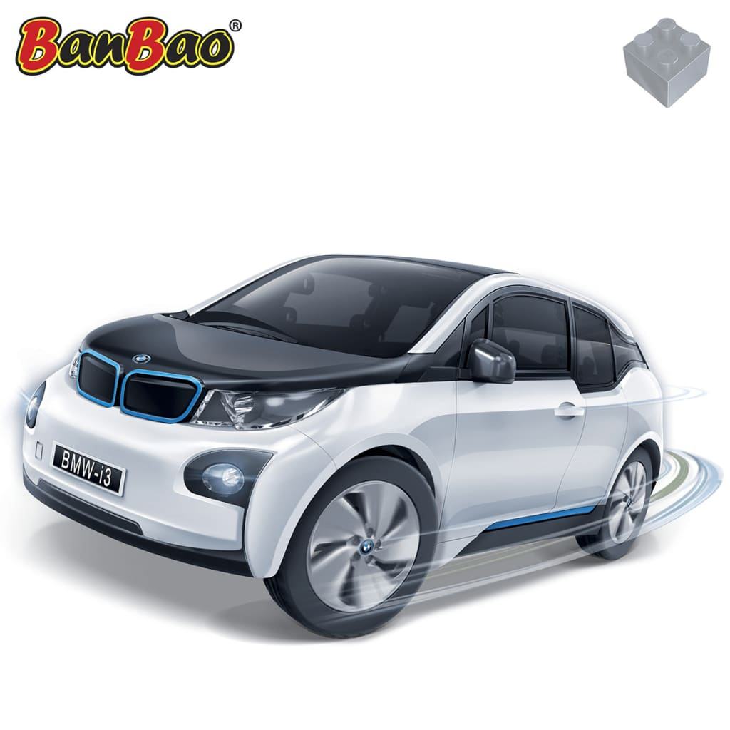 banbao bmw i3 wei 6802 1. Black Bedroom Furniture Sets. Home Design Ideas