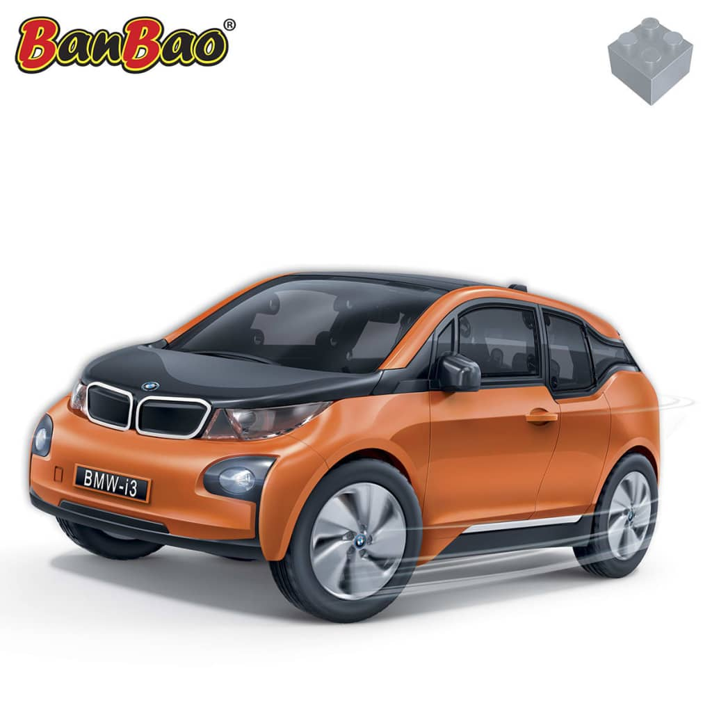 banbao bmw i3 orange 6802 2 g nstig kaufen. Black Bedroom Furniture Sets. Home Design Ideas