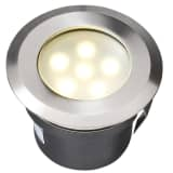Garden Lights Lampe de terrasse LED Sirius en acier inoxydable 4039601