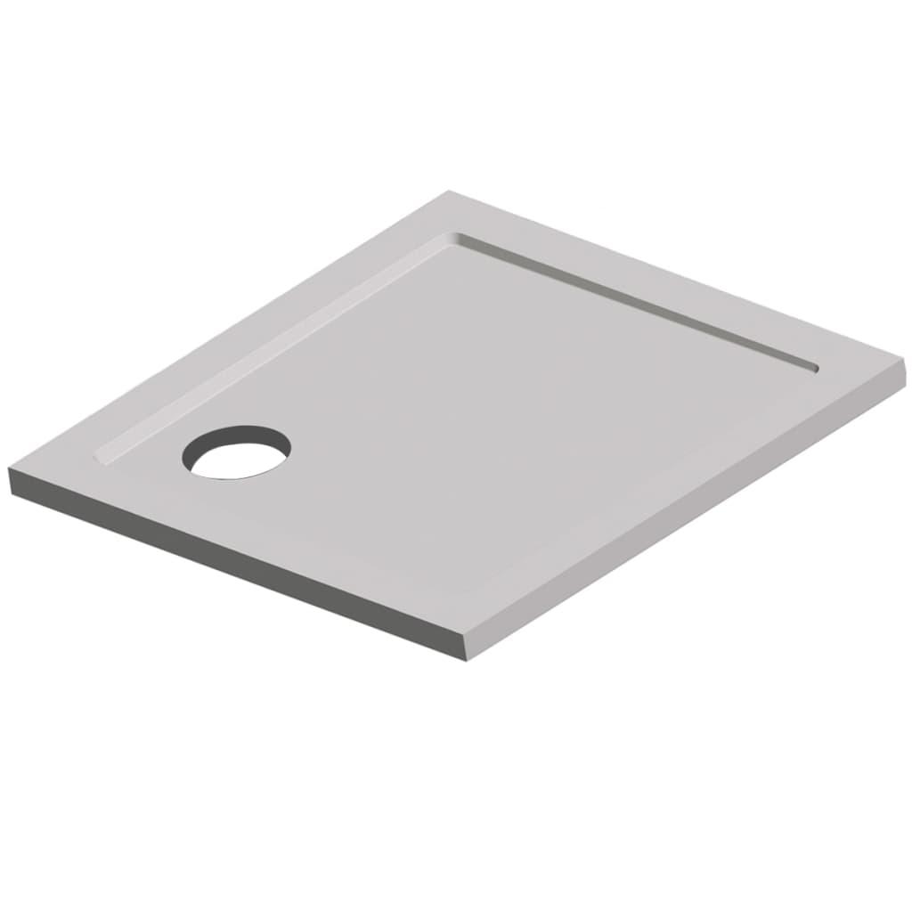 Sealskin plato de ducha cuadrado empotrable get wet for Platos de ducha cuadrados