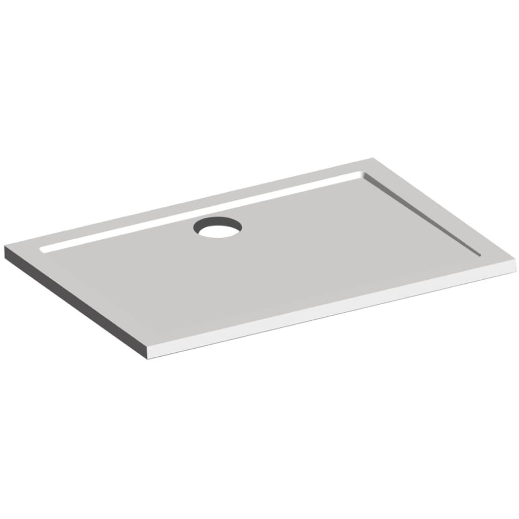 la boutique en ligne receveur de douche get wet par sealskin rectangulaire 60431209610. Black Bedroom Furniture Sets. Home Design Ideas