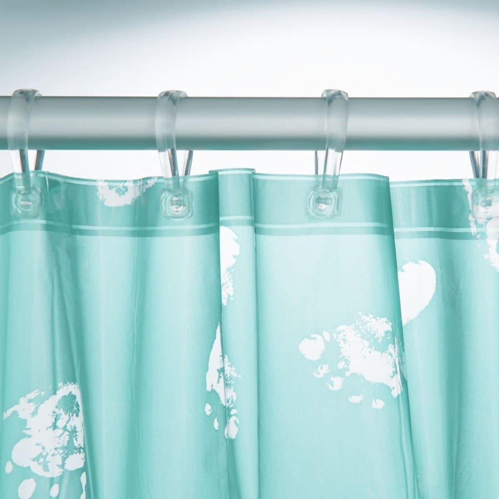 sealskin duschvorhang amy 180 cm t rkis 210701335 g nstig kaufen. Black Bedroom Furniture Sets. Home Design Ideas