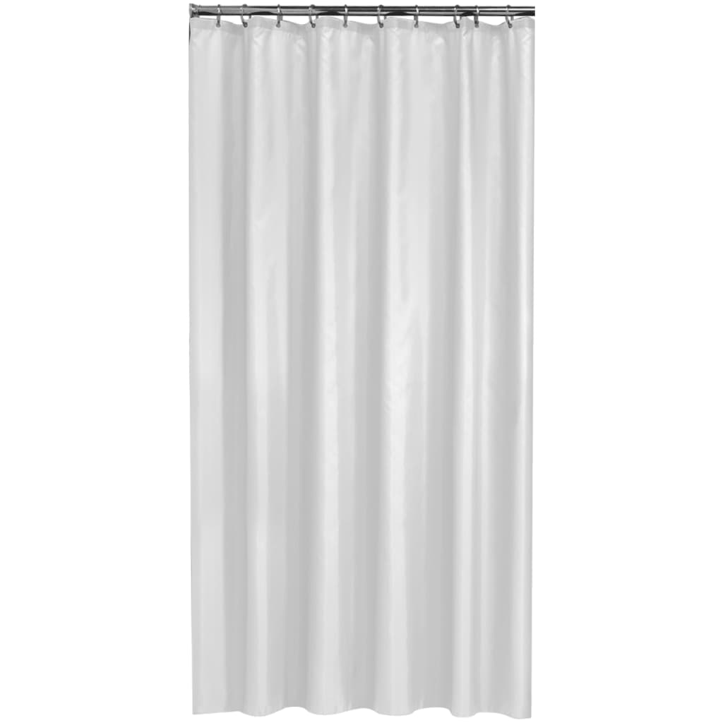 acheter rideau de douche granada de sealskin 180 cm blanc. Black Bedroom Furniture Sets. Home Design Ideas