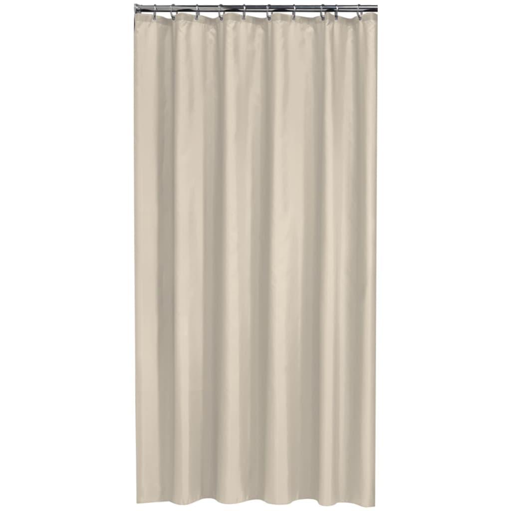 Afbeelding van Sealskin douchegordijn Granada 180 cm beige 217001360